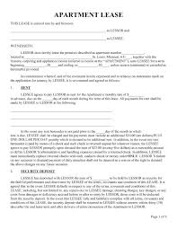 house rental agreement sample landlord rental lease agreement forms residential agreements