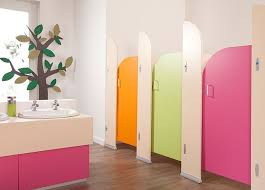 Infant Toilet Cubicles Childrens Washrooms Cubicle Centre