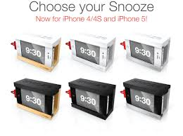 Only hours remain to grab a solid aluminum Snooze at a discount! Each one  is milled out of a solid block of aluminum with a soft, ...