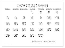 Più Adatto Per I Bambini Calendario 2018 Da Colorare Disegni Da