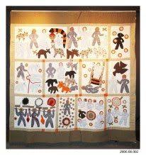 Harriet Powers bible quilt 1886   1880's   Pinterest   Antique ... & Find this Pin and more on quilts by Persanne. Adamdwight.com