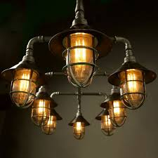 chandelier pipe galvanized pipe best pipe lighting ideas on wall art model 5