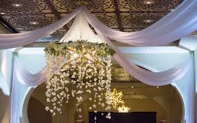 romance and sparkles at a westin las vegas wedding