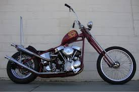 love cycles 1951 panhead chopper for sale
