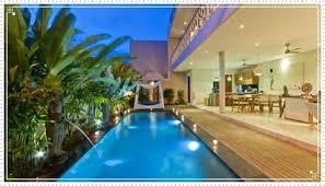 beautiful bali villa package