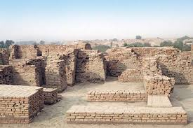 mohenjo daro archaeological site com mohenjo daro chief s house