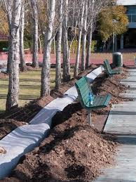 garden barrier. Perfect Barrier Common Tips For Root Barriers In Our Garden Throughout Barrier A