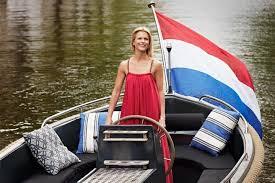 Going Dutch - Avery Baker Entertains in Amsterdam