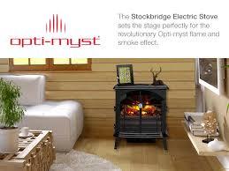 new stockbridge electric stove