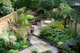 Small Picture Stunning Ideas For Small Garden Spaces Contemporary Home Design