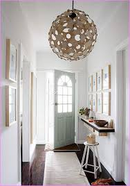 small entryway chandelier