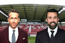 Reynolds and mcelhenney's full wrexham statement. Ryan Reynolds And Rob Mcelhenney Are Officially The New Owners Of Wrexham Football Club North Wales Live
