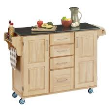Granite Top Kitchen Island Cart Kitchen Carts Kitchen Island Cart Used Black Cart With Wood Top