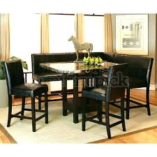 leather breakfast nook furniture. Leather Breakfast Nook Furniture Exciting Corner Dining Set For Your