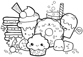 Kawaii Coloring Pages Kawaii Idee Per Disegnare Disegni E