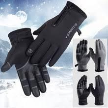 Водонепроницаемые лыжные <b>перчатки</b>, зимние <b>перчатки на</b> ...