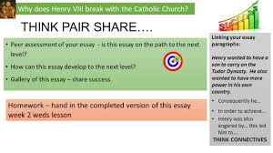 why did henry viii break the catholic church ppt video  why does henry viii break the catholic church