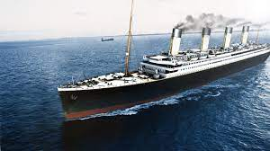 Top Titanic Ship Wallpapers Hd Backgrounds