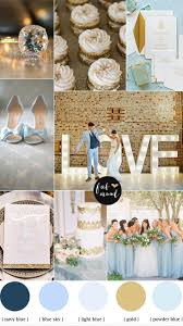 Blue And Gold Wedding Theme Wedding Gold And Inspiration