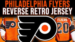 Vancouver canucks reverse retro unboxing. Philadelphia Flyers Reverse Retro Jersey Youtube