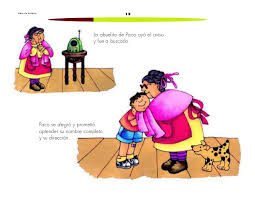 Paco el chato consta de 8 partes. Lec 1 Paco El Chato