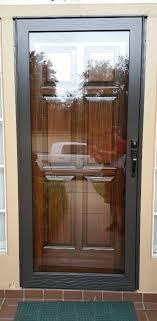 storm doors cambridge doors windows