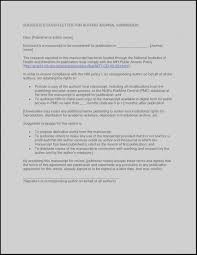 How To Write A Cover Letter For A Journal Cover Letter For A Journal Submission Cover Letter For