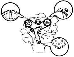 toyota 3 0 v6 engine timing belt diagram image details toyota 3 0 v6 engine timing belt