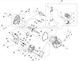generac 005747 0 parts list and diagram (xg8000e generac xp8000e manual at Generac Xg 8000 Wiring Diagram