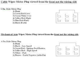 www caeperformanceproducts com au faq Ve Commodore Wiring Diagram all cae wipers are fitted with a standard 6 pin wiring plug as per diagram below ve commodore wiring diagram download