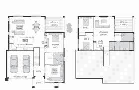 tri level house plans 4 bedrooms lovely split level floor plans inspirational easy house plans new