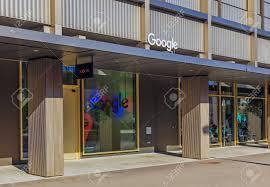 google office switzerland. Stock Photo - Zurich, Switzerland 11 October, 2017: Entrance To The Office Of Google Company On Gustav Gull Square. Is A Multinational 0