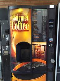 Coffee Vending Machine Pictures Gorgeous Coffee Vending Machine At UCLA Studious