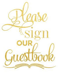 54 Best Sign Our Guest Book Images Wedding Guest Book Guest Book