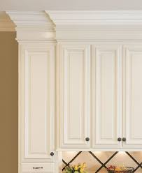 Adding Crown Molding To Kitchen Cabinets Interesting Design