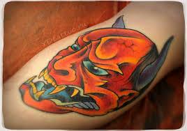 татуировка демон значение эскизы тату и фото