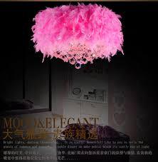multi light pendant lighting fixtures. Multi-color Feather Lamp Pendant Lights Children\u0027s Room Hanging Light Crystal Bedroom Kid Multi Lighting Fixtures Q