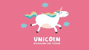 Cute Girly Unicorn Wallpaper For ...