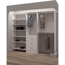 diy free standing wardrobe cabinet