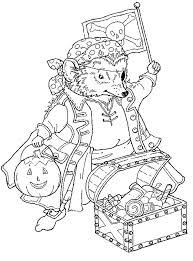 Gratis Piraten Kleurplaten Voor Kinderen 1