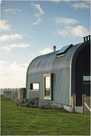quonset hut kits with industrial exterior also coastal home contemporary house corrugated iron corrugated metal curved