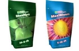 General Hydroponics Maxigro Dry 2 2 Lbs