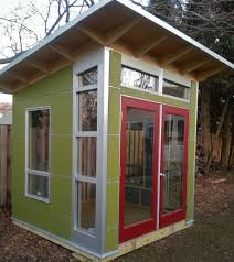 office sheds. Home Office Shed. Diy Backyard Metal Shed Homes Style Tips Fancy Homesavings Modern Sheds