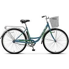 """<b>Велосипед</b> """"<b>Stels</b>"""" <b>Navigator 345 28</b>"""" с корзиной купить по цене 11 ..."""