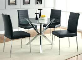 round glass table with chairs glass garden table and chairs argos