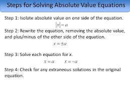challenge problem work in your groups to do this ppt solve absolute value equations absolute value