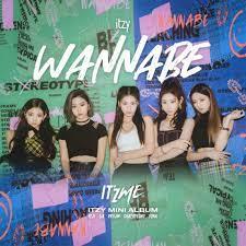 ITZY WANNABE / IT'Z ME album cover by LEAlbum on DeviantArt | Album covers,  Iconic album covers, Album