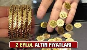 2 Eylül 2021 Çeyrek Altın, Gram Altın, Bilezik, Tam, Yarım, Gramse Anlık Altın  fiyatları düşüyor! - GÜNCEL Haberleri, Haber7