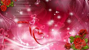 Abstract Love Background #6932939