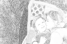 Photography with Kristen Duke~Turn your images into Coloring Pages ...